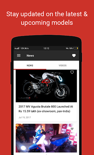 🏍 BikeDekho - New Bikes, Scooters Prices, Offers screenshot 4