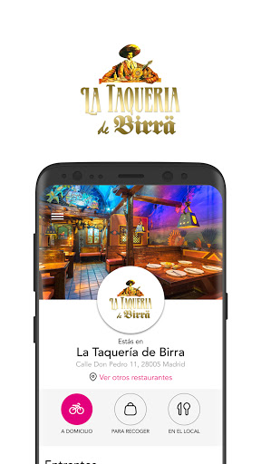 Taquería De Birra screenshot 1