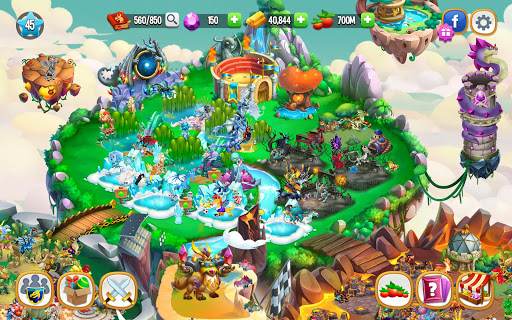 Dragon City screenshot 14