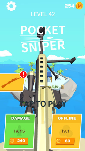 Pocket Sniper! screenshot 14