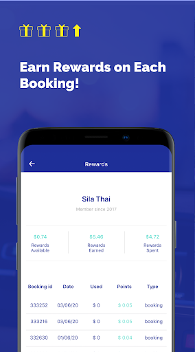 Camboticket Operator screenshot 3