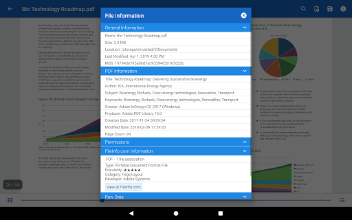 File Viewer for Android screenshot 10
