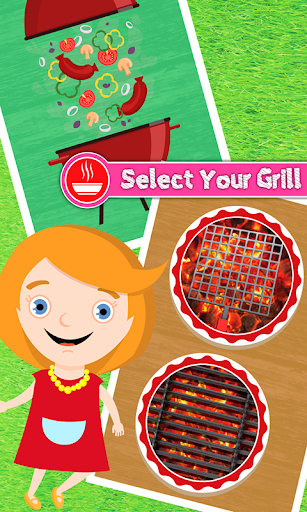 Barbecue charcoal grill screenshot 2