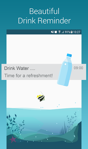Drink Water Aquarium screenshot 1
