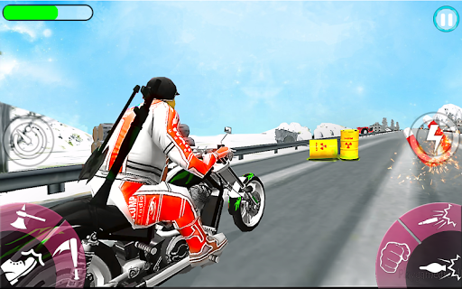 New Bike Attack Race screenshot 5