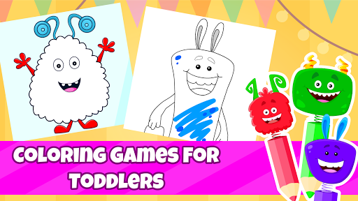 Baby & Toddler Games for 2, 3, 4 Year Olds screenshot 2