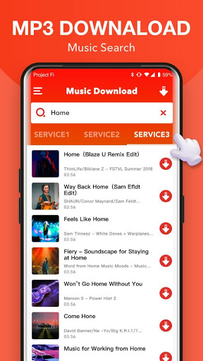 Free Music Download + Mp3 Music Downloader screenshot 5