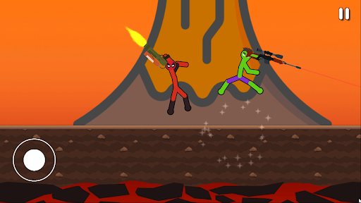 Stickman Fight Supreme Warriors screenshot 4