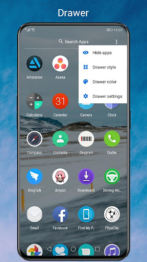 O Launcher 2020 screenshot 3