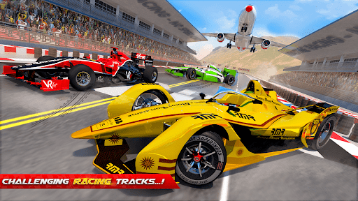 High Speed Formula Car Racing screenshot 2