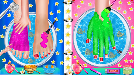 Superstar Fashion Stylist Dress up screenshot 8