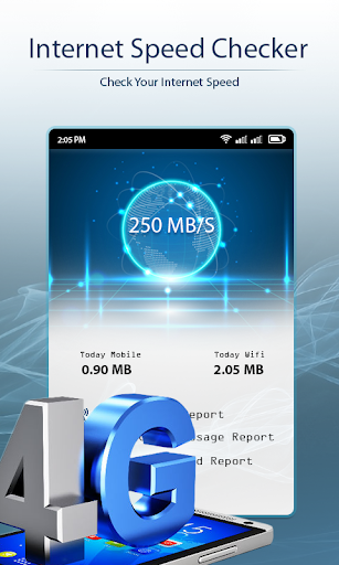 Internet Speed Test Meter screenshot 2