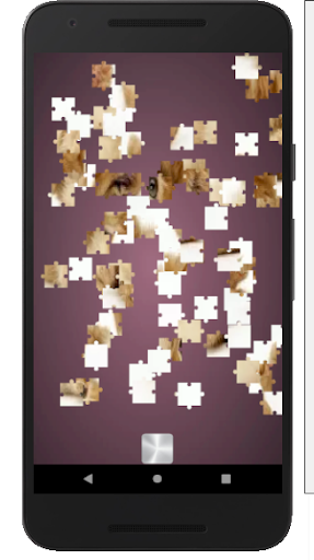 Cat puzzles Jigsaw , Slide ,2048 Puzzle Free Games screenshot 1