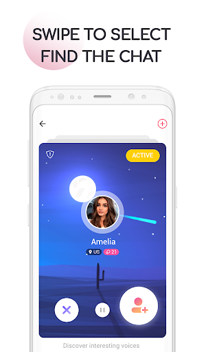 Find Friends, Meet New People, Cuddle Voice Chat screenshot 7