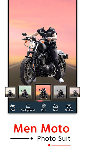 Bike Photo Editor - Bike Photo Frame screenshot 9