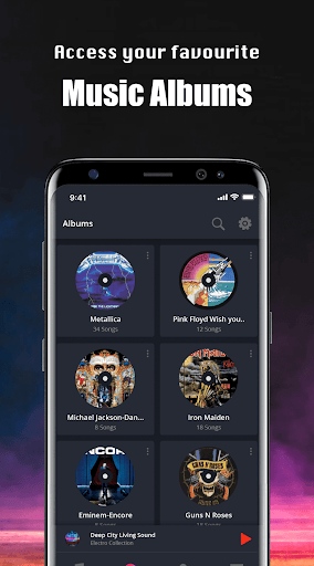 Music Player, Video Player for all format screenshot 4