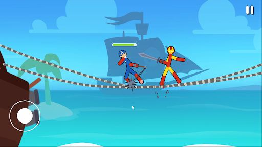 Stickman Fight Supreme Warriors screenshot 3