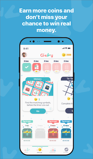 Earn money for Free with Givvy! screenshot 2