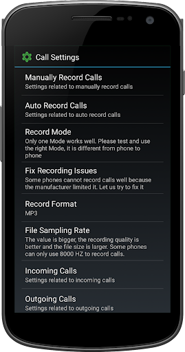 Call Recorder (No Ads) screenshot 7