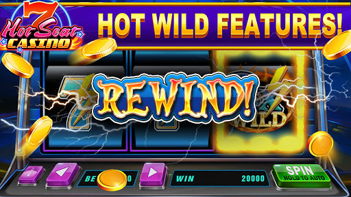 Hot Seat Casino screenshot 2