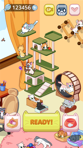 Meow Jump : BoxCat screenshot 1