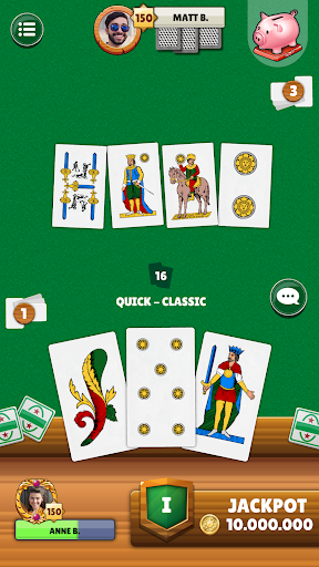 Scopa screenshot 1