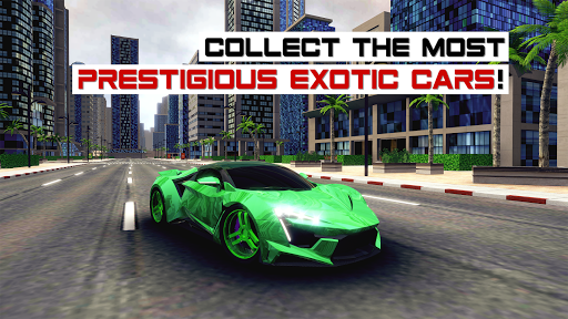 Exotic Car Driving Simulator 2020 screenshot 5