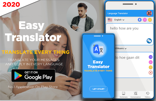 Instant All language translator &voice translation screenshot 2
