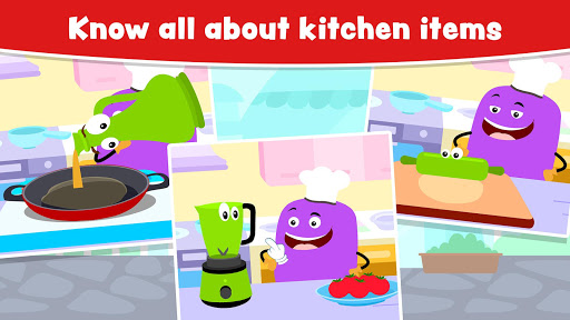 Cooking Games for Kids and Toddlers - Free screenshot 4