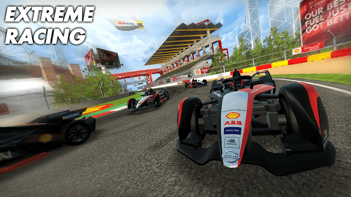 Shell Racing screenshot 1