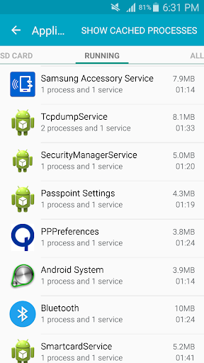 Samsung Accessory Service screenshot 4