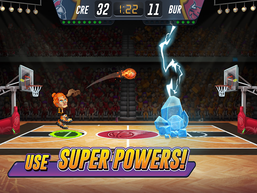 Basketball Arena screenshot 7
