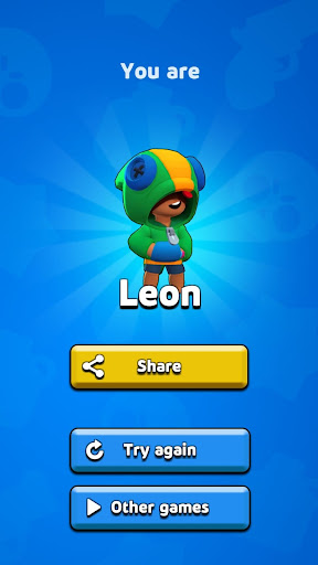 TEST: Who are you from Brawl Stars? screenshot 1