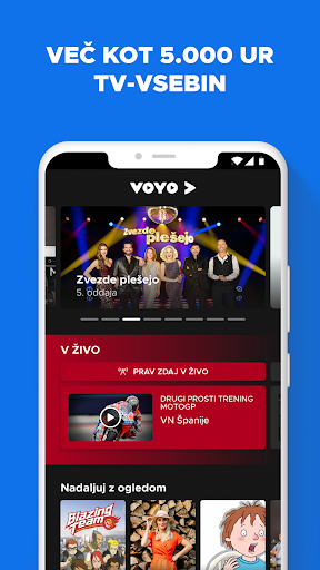 VOYO screenshot 1