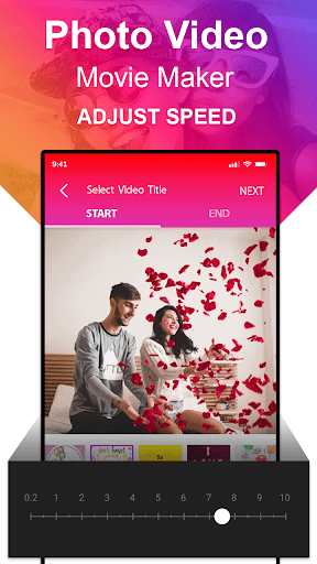 Photo Video Maker with Song screenshot 5