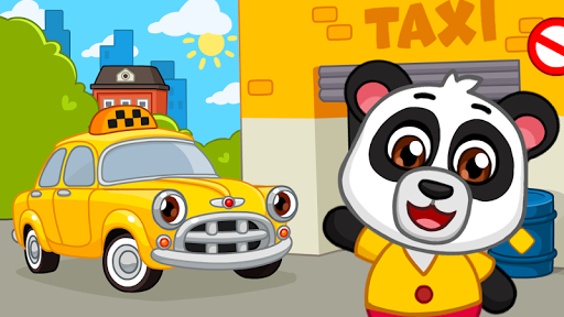 Taxi for kids screenshot 1