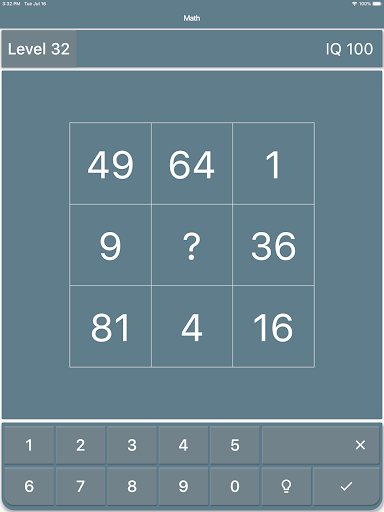 Math Riddles: IQ Test screenshot 7