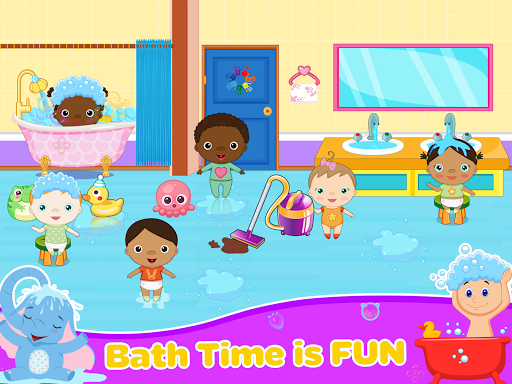 Toon Town: Daycare screenshot 10