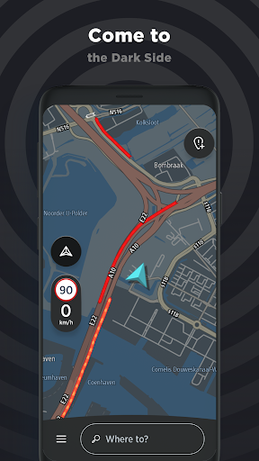 TomTom AmiGO screenshot 6