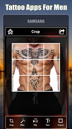 Tattoo design apps for men screenshot 2