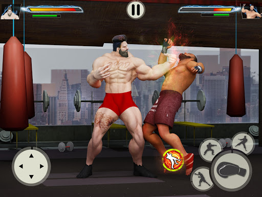 GYM Fighting Games screenshot 12