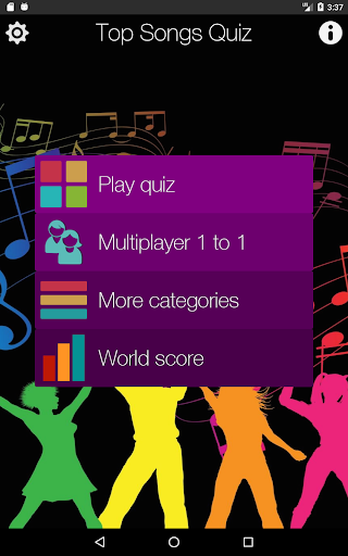 Top Songs Quiz screenshot 7