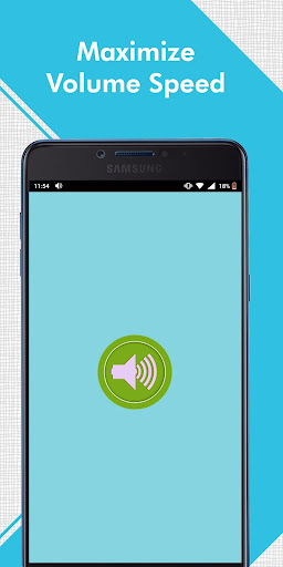 Volume Booster for Android screenshot 1