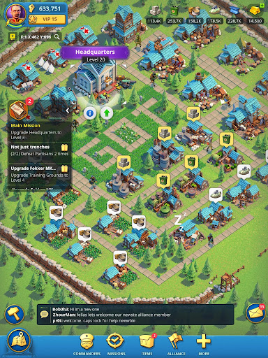 Game of Trenches 1917: The WW1 MMO Strategy Game screenshot 24
