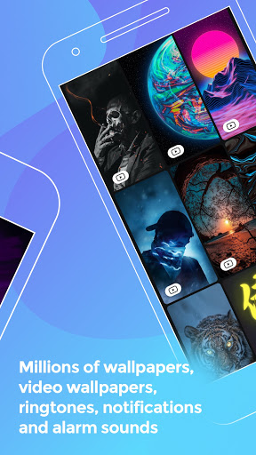 ZEDGE™ Wallpapers & Ringtones screenshot 2