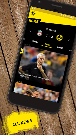 Borussia Dortmund screenshot 2