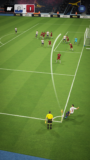 Soccer Super Star screenshot 3