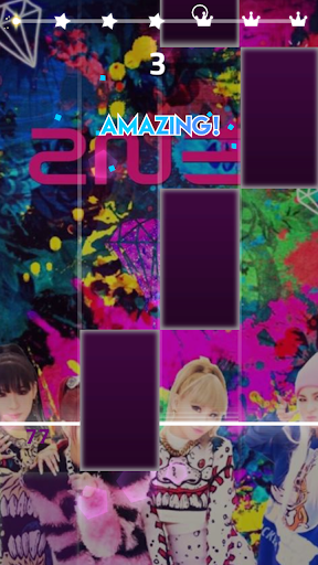 2 NE 1 Magic Tiles 3-KPOP Music Tiles screenshot 5