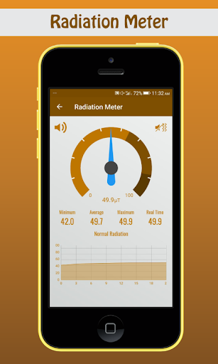 Radiation Detector, Infrared Rays Detector screenshot 3