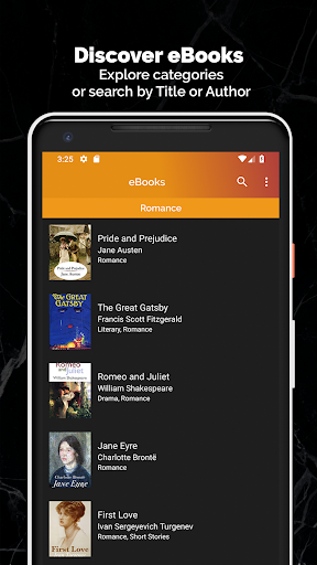 Free Books & Audiobooks screenshot 6